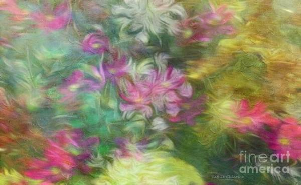 Digital Art - Pastel Breezes by Kathie Chicoine