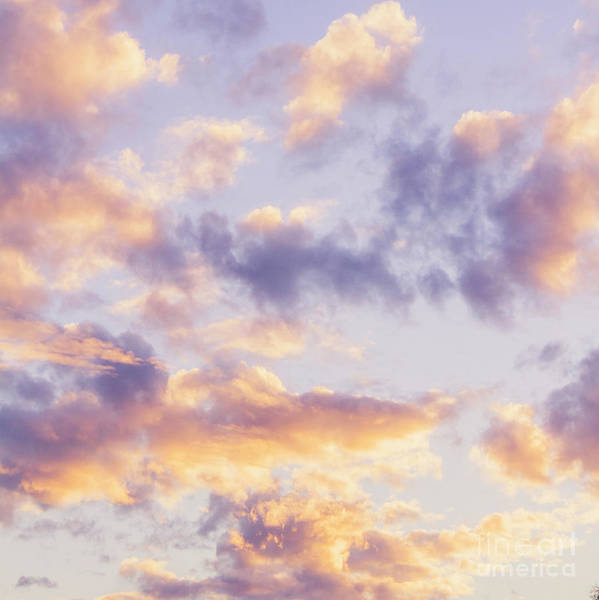 Wall Art - Photograph - Pastel Cloudscape by Jorgo Photography - Wall Art Gallery