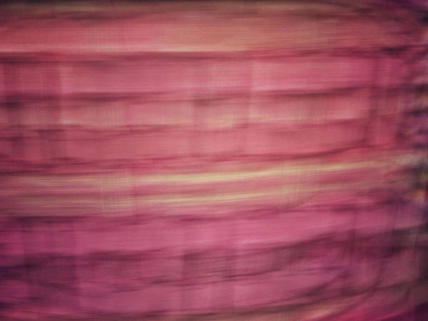 Photograph - Pastel Lined Abstract Background Of Pinks, Oranges And Yellows by Teri Virbickis
