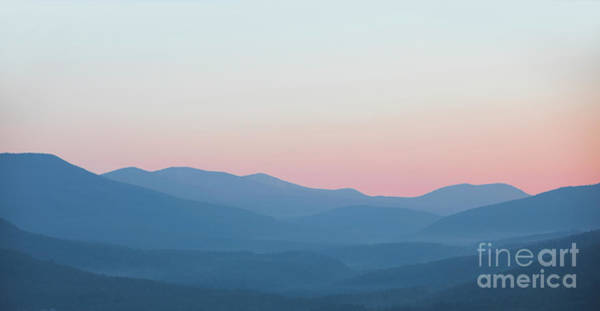 Wall Art - Photograph - Pastel Mountains by Diane Diederich