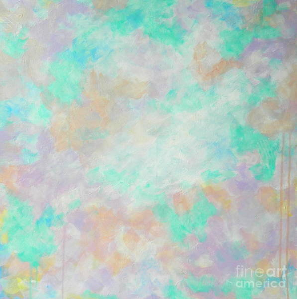 Wall Art - Painting - Pastel Passion by Kate Marion Lapierre