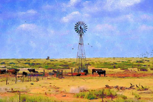 Digital Art - Pastel Plains by Glenn McCarthy Art and Photography