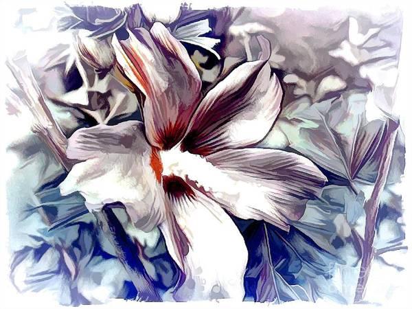 Shrub Mixed Media - Pastel Renderings by Debra Lynch