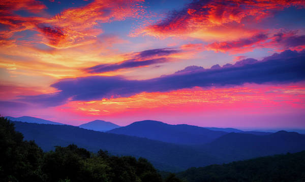 Wall Art - Photograph - Pastel Skies by N P S Neal Lewis