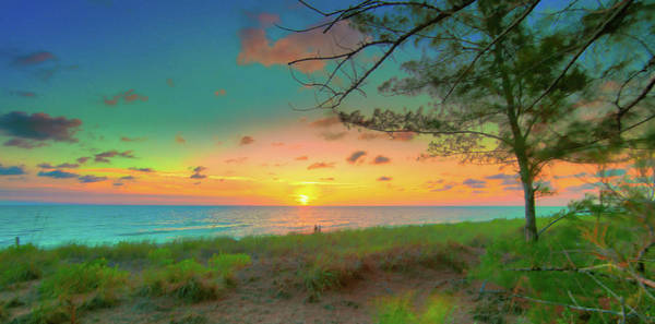 Photograph - Pastel Sunset by Sean Allen