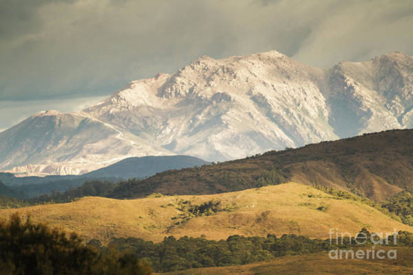 Regions Photograph - Pastoral Peaks  by Jorgo Photography - Wall Art Gallery