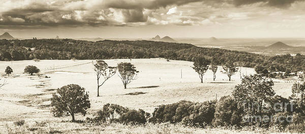 Wall Art - Photograph - Pastoral Plains by Jorgo Photography - Wall Art Gallery