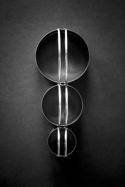 Richard Photograph - Pastry Cutters 03 by Richard Nixon