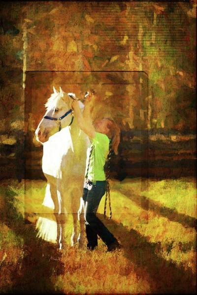 Photograph - Pasture Time by Alice Gipson