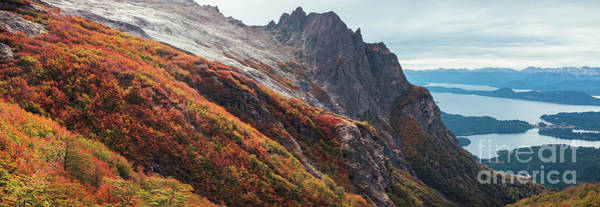 Wall Art - Photograph - Patagonia Fall by Mike Cheng