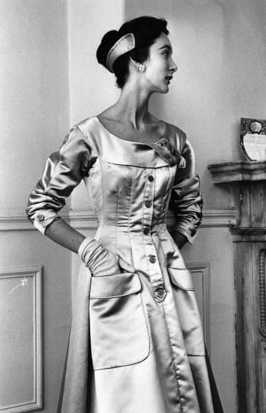 Cocktail Photograph - Paterson Fashion by Kurt Hutton