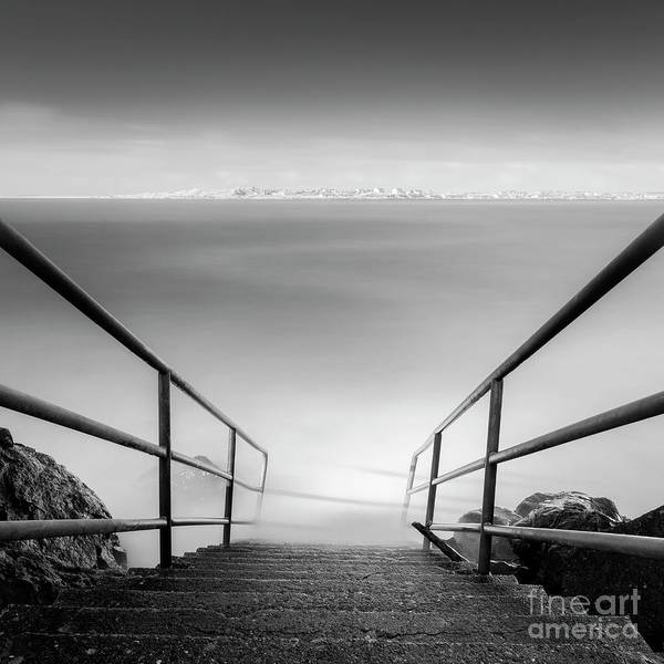 Sarcastic Wall Art - Photograph - Path To The Paradise by Masako Metz