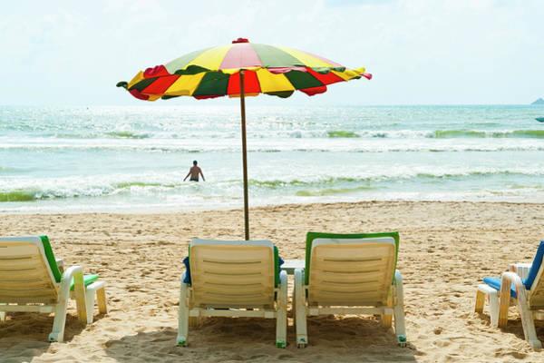 Beach Holiday Photograph - Patong Beach, Phuket, Thailand by John Harper