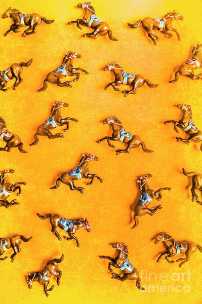 Wall Art - Photograph - Patterned Race Derby by Jorgo Photography - Wall Art Gallery
