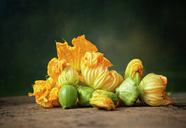 Healthy Eating Photograph - Patty Pans by Jojo1 Photography