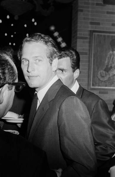 Photograph - Paul Newman by Art Zelin