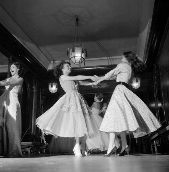 Fun Photograph - Pavilion Dance by Thurston Hopkins