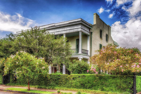 Photograph - Payne - Strachan House by Susan Rissi Tregoning
