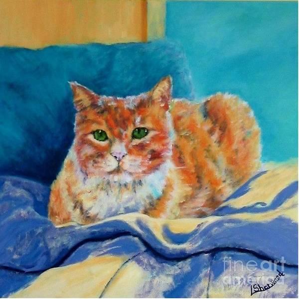 Painting - P.c. by Lorraine Germaine