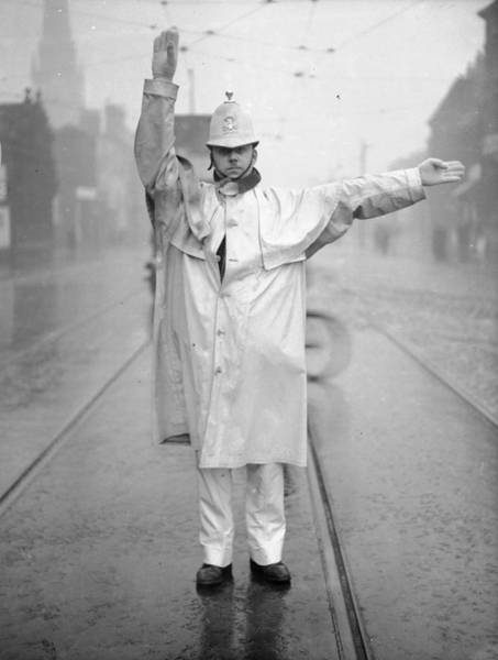 Protective Clothing Photograph - Pc Perfect by Nick Yapp