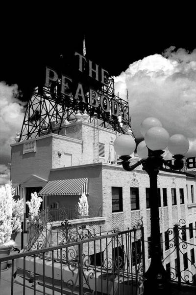 Wall Art - Photograph - Peabody Rooftop by Amy Curtis