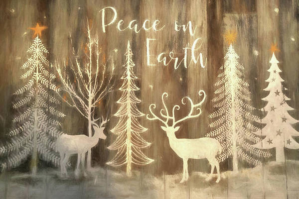 Wall Art - Photograph - Peace On Earth by Donna Kennedy