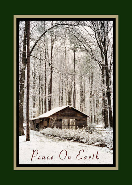Photograph - Peace On Earth by Kathy K McClellan