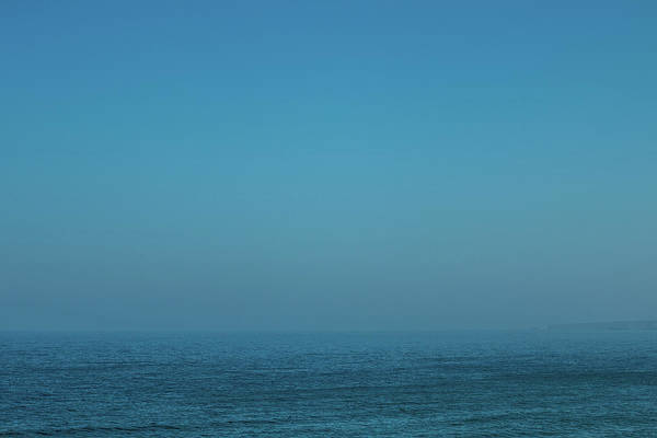 Photograph - Peaceful Ocean II by Anne Leven