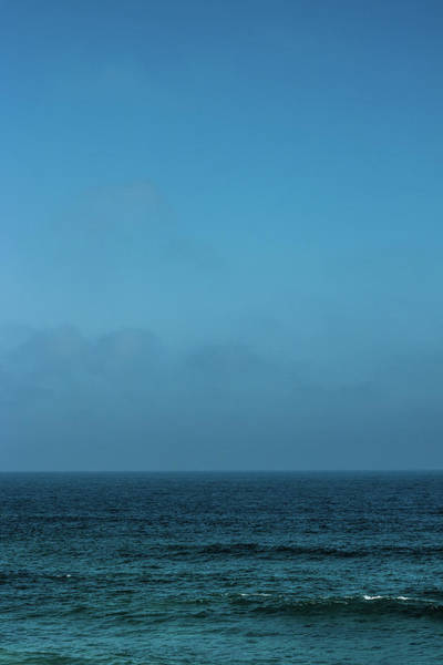 Photograph - Peaceful Ocean Iv by Anne Leven