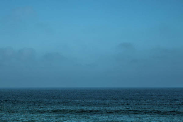 Photograph - Peaceful Ocean V by Anne Leven