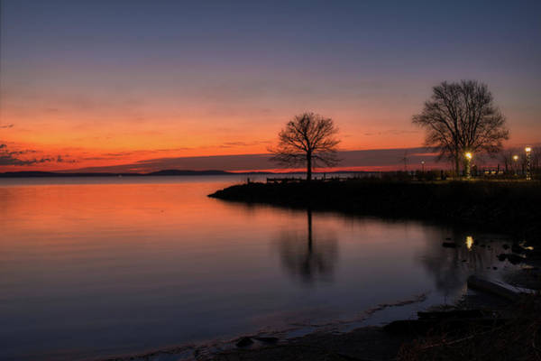 Photograph - Peaceful Sunrise by Mark Dodd