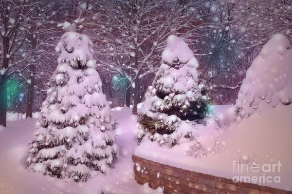 Photograph - Peaceful Winter Evening by Luther Fine Art