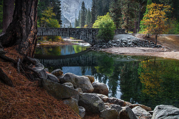Wall Art - Photograph - Peaceful Yosemite by Larry Marshall