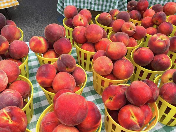 Photograph - Peaches by Matthew Seufer