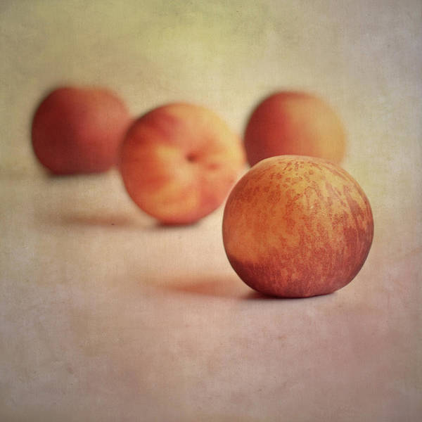Wall Art - Photograph - Peaches by Pamela N. Martin