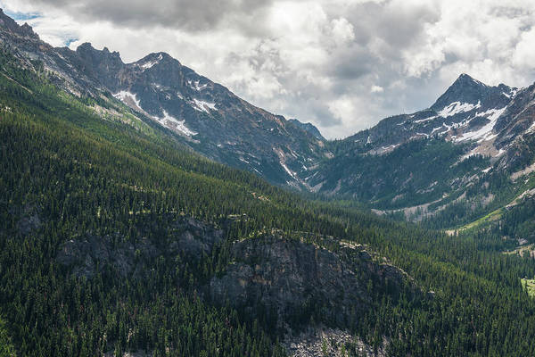 Photograph - Peaks And Valleys by Kristopher Schoenleber