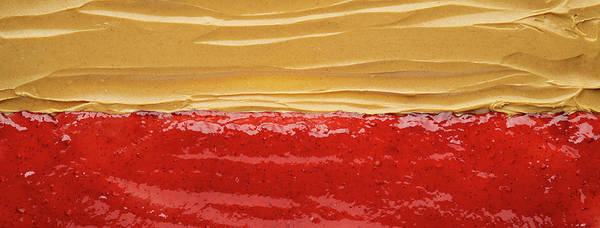 Wall Art - Photograph - Peanut Butter And Jelly by Steve Gadomski