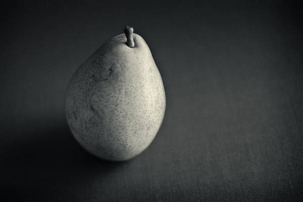 Sparse Photograph - Pear by Daniel J. Grenier