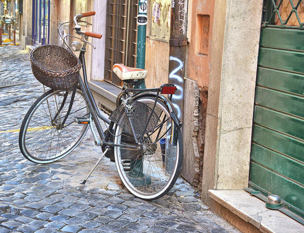 Photograph - Pedal Away by JAMART Photography