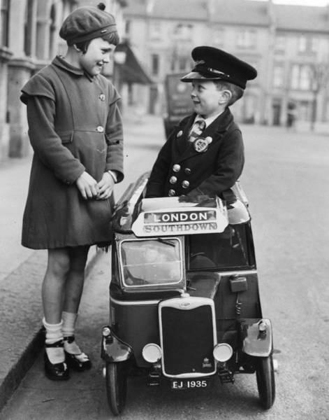 Public Land Photograph - Pedal Power by William Vanderson