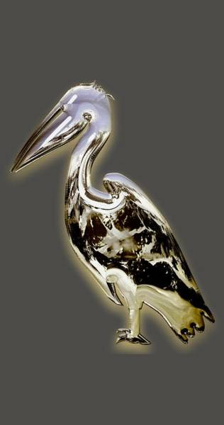 Pelican Mixed Media - Pelican Collection by Marvin Blaine