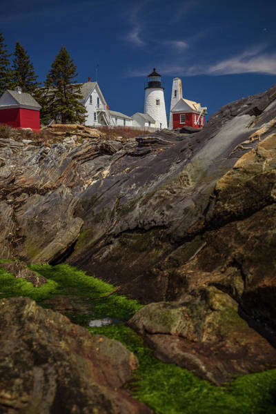 Photograph - Pemaquid Point by ProPeak Photography