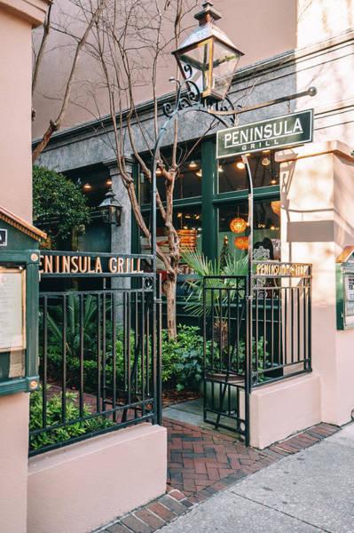 Photograph - Peninsula Grill by Amy Lyon Smith
