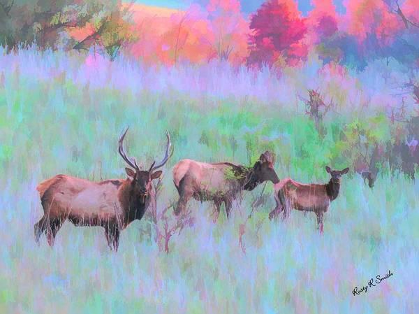 Digital Art - Pennsylvania Ek by Rusty R Smith