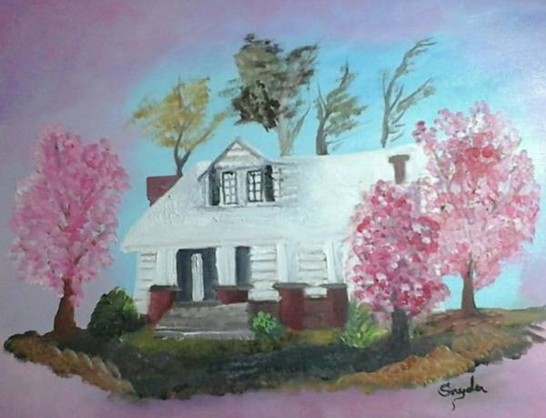 Wall Art - Painting - Pennys by Beth Boone Snyder