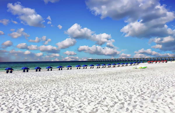 Photograph - Pensacola Beach by Anthony Dezenzio
