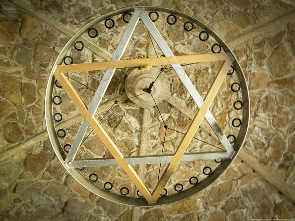 Photograph - Pentacle by Juan Contreras