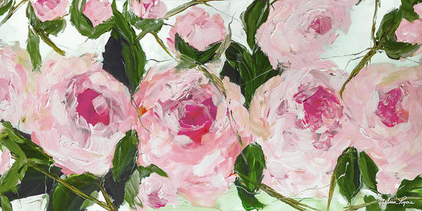 Wall Art - Painting - Peonies by Melissa Lyons