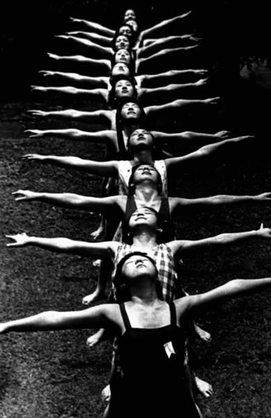 Human Limb Photograph - People. Japan. Pic Circa 1950s. A Class by Popperfoto