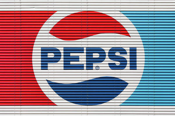 Wall Art - Photograph - Pepsi Lines by Todd Klassy